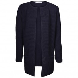Sibin/Linnebjerg cardigan - MARY SHORT, Light Navy