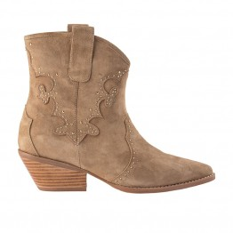 Sofie Schnoor støvle - Boot MADDY 5,2 cm, Taupe