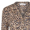 Co'couture bluse - Coco Cat LS Shirt, Nugget